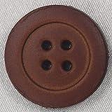 天然素材・本革ボタンSP41-1 20mm 1個入
