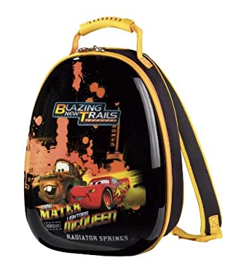 Heys USA Luggage Disney Cars Blazing Trails Hybrid Backpack, Cars, 16 Inch
