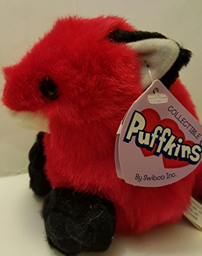 Puffinks Franklin the Red Fox - 1