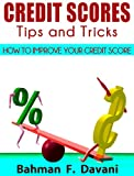 51Hbjs%2BQyML. SL160  Credit Score; Tips and Tricks on How to Improve Your Credit Score