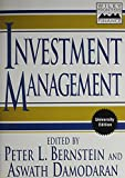 Investment Management Paper with Security Analysis Valuation Set (0471214477) by Bernstein, Peter L.