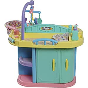 CP Toys Baby Doll Changing Table and Care Center with Accessories
