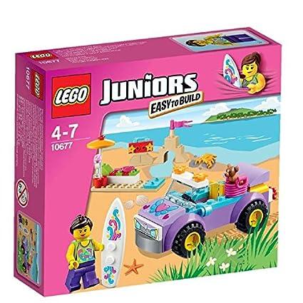 LEGO Juniors Plage voyage 10677 4+