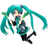 Lucky Star Hiiragi Kagami Hatsune Miku Vocaloid Cosplay Figma Action Figure by Max Factory