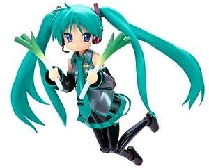 Lucky Star Hiiragi Kagami Hatsune Miku Vocaloid Cosplay Figma Action Figure