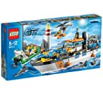 LEGO City Coast Guard 60014 - Pattugl...