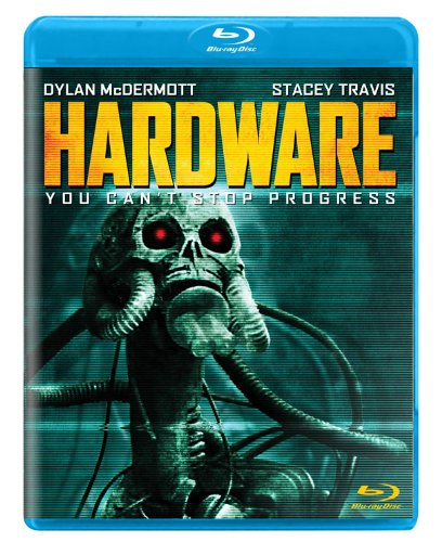 Железо / Hardware (1990) BDRip