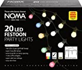 20x White LED Festoon lights - E27 - indoor/outdoor - 82134W