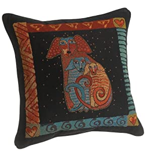 Laurel Burch Decorative Pillow from Laurel Burch