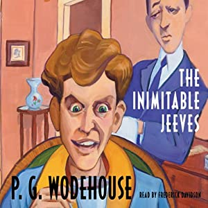 The Inimitable Jeeves Audiobook