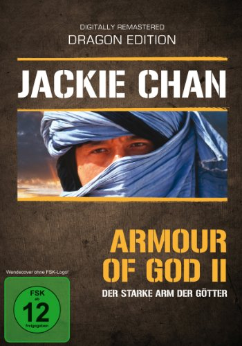 Armour of God II - Der starke Arm der Götter (Dragon Edition)