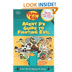 Agent P's Guide to Fighting Evil (Phineas & Ferb)