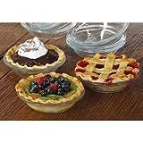56237 - Just Baking 6 pie 8-pc Set