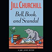 Bell, Book, and Scandal | [Jill Churchill]