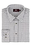 Pure Cotton Twill Checked Shirt [T11-1832-S]