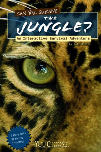 Can You Survive the Jungle?: An Interactive Survival Adventure (You Choose: Survival) (Can You Survive compare prices)