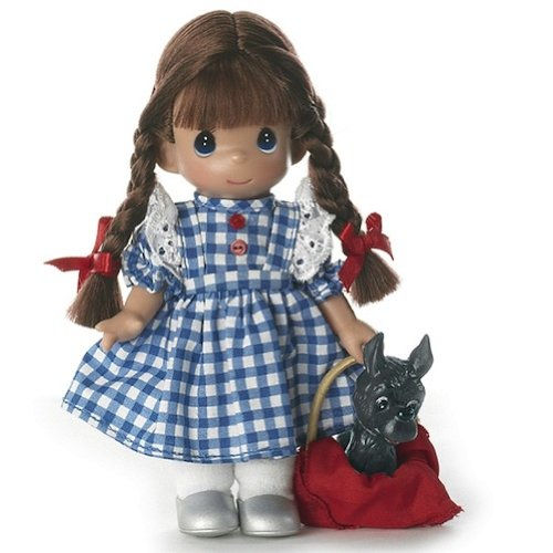 """The Doll Maker Dorothy Baby Doll, Wizard Of Oz, 7"""" front-654525"""