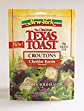 New York the Original Texas Toast Croutons, Cheddar Bacon 5 Oz (Pack of 4)