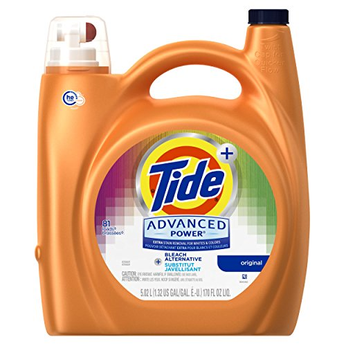 Tide Advanced Power Plus Bleach Alternative Liquid Laundry