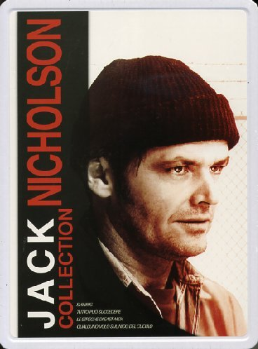 Best actor collection - Jack Nicholson [5 DVDs] [IT Import]