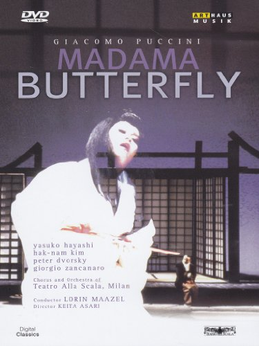 Puccini, Giacomo - Madama Butterfly (NTSC)