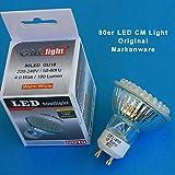 """80 LED Leuchtmittel GU10 Sockel warm-weissvon """"CM Light"""""""