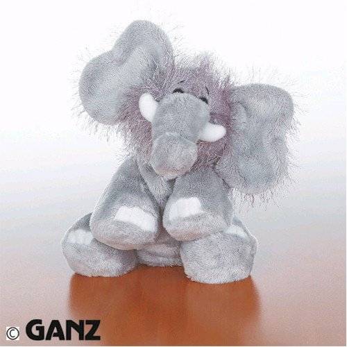 Webkinz Elephant (Retired) [Toy]