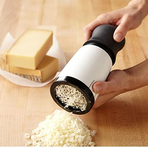 Cheese Grater Baking Tools Cheese Slicer Mill Kitchen Gadget (Electric Cheese Grater Rotary compare prices)