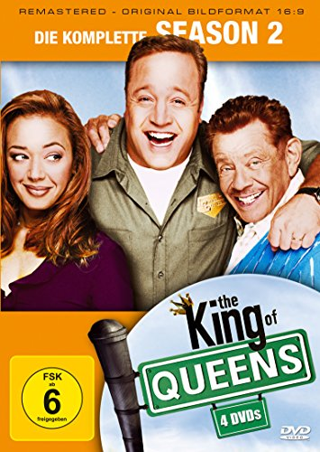 The King of Queens - Season 2 [4 DVDs]