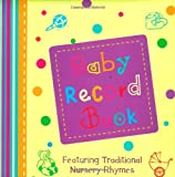 Baby Record Book (Yellow) (0752576437) by Parragon