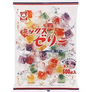 杉本屋製菓 ミックスゼリー 500g