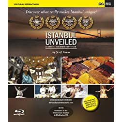 Istanbul Unveiled, a Travel Documentary Film [Blu-ray]