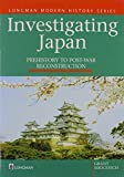img - for Investigating Japan (Senior): Prehistory to Post-war Reconstruction by Grant Miocevich (1999-02-09) book / textbook / text book