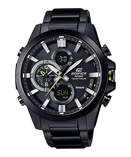 Casio reloj hombre chrono Edifice Uhr ECB-500DC-1AER