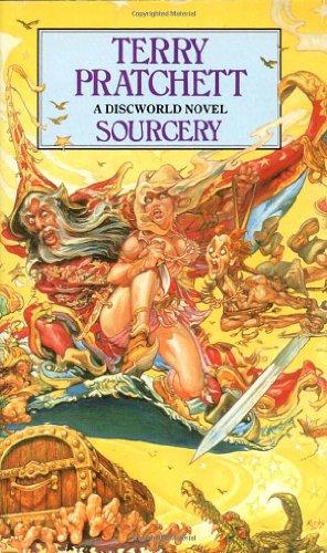Sourcery (Discworld 5)