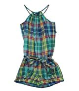Ralph Lauren Sleeveless Romper