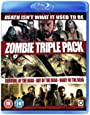 Zombie Blu Ray Triple (Survival Of The Dead/Day of The Dead (Remake)/Diary of The Dead) [Blu-ray]