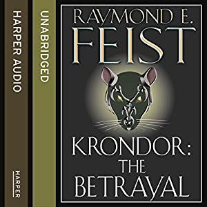 Krondor: The Betrayal Hörbuch