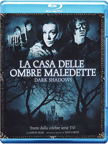La casa delle ombre maledette - Dark shadows [Blu-ray] [IT Import]