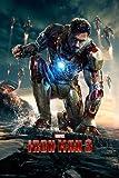 『アイアンマン3』 ポスター Iron Man 3 (Crouching)(130417)