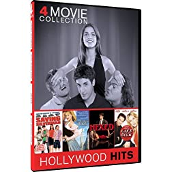 Saving Silverman/Little Black Book/Hexed/Life Without Dick - 4-Pack