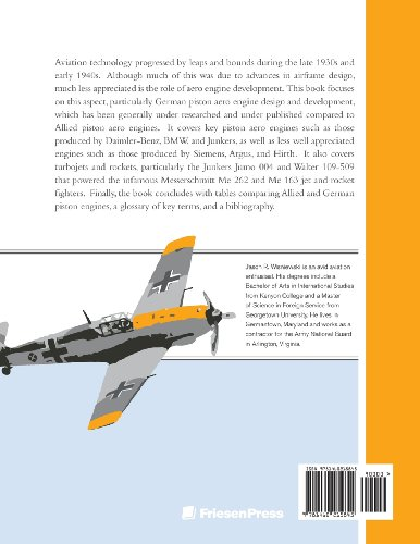 Powering the Luftwaffe: German Aero Engines of World War II