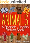Spanish Flash Cards for Kids - Animal...