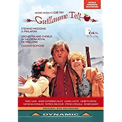 André-Modeste Gretry: Guillaume Tell