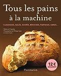 Tous les pains � la machine