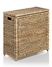 Water Hyacinth Large Laundry Sorter