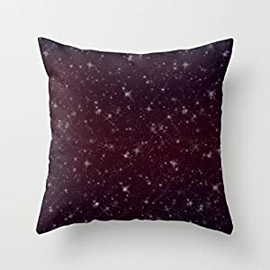 Christmas Design Throw Pillow Cover Case Decorative Square for Home Sofa 20x20 Inches Two Sides ...