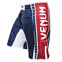 "Venum ""All Sports"" USA Edition Fightshorts, Blue, Large"