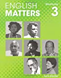 img - for English Matters (Caribbean) Level 3: Workbook book / textbook / text book