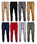 Kayden K Men's Slim Fit Harem Jogger...